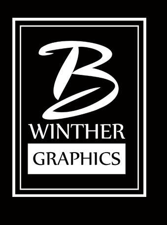 B Winther Graphics Logo